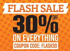 Voxpop Flash Sale: Get 30% Extra Off on Everything