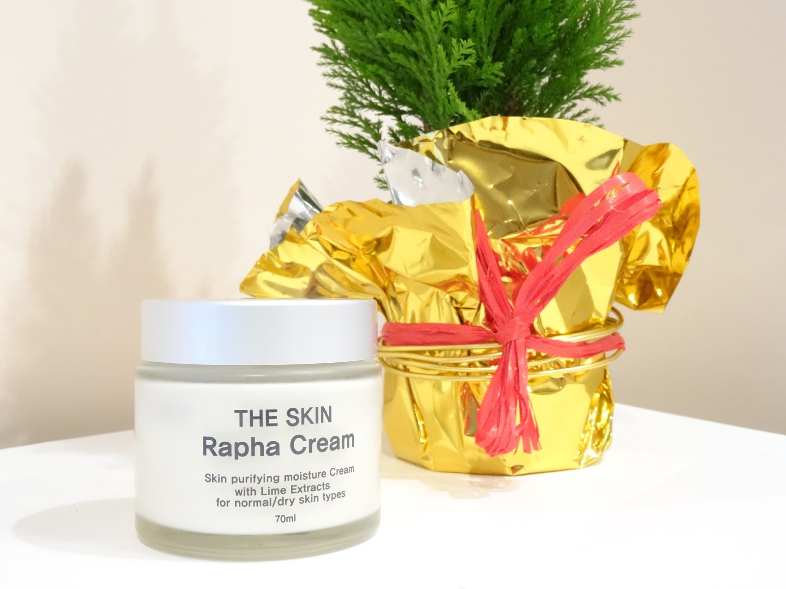 The Skin Rapha Cream