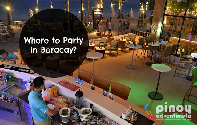 Best Party Places in Boracay