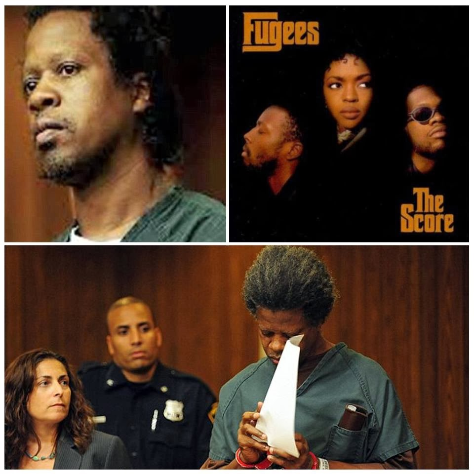 Fugees Director Jailed For Having Children With His Daughters
