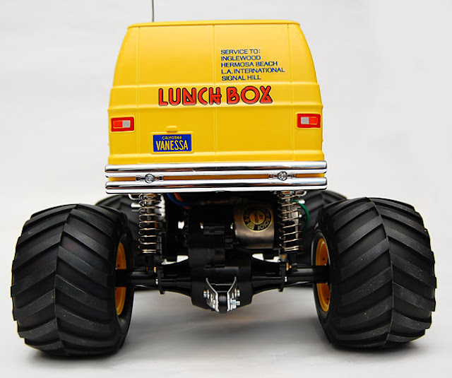 Tamiya Lunchbox rear