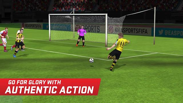 تحميل لعبة كرة القدم فيفا FIFA Mobile Soccer v12.5.00 مجانا