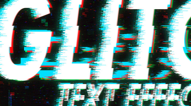 Glitch Text Effect