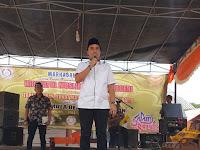 Wakil Bupati Tuba Hadiri Tabligh kabar dan Sunat Masal