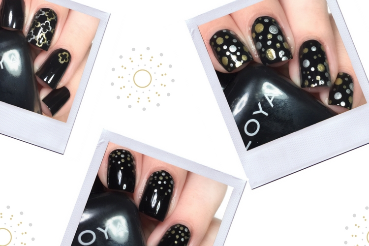 3 Nye Nail Art Looks Using Only Dotting Tools 25 Sweetpeas
