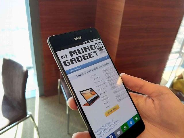 """[Toma de contacto] Asus Zenfone AR: Un """"Punto y aparte"""" para la Realidad Virtual"""