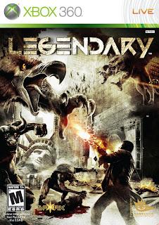 Legendary (Xbox 360) 2008