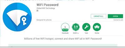 Cara cek password wifi android dengan gampang