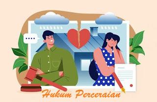 Cara Membangun Kembali Hidup Anda, Belajar Hukum Perceraian