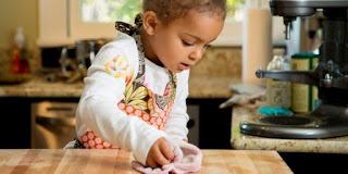 Mendidik Anak Menjadi Mandiri Dan Tidak Manja