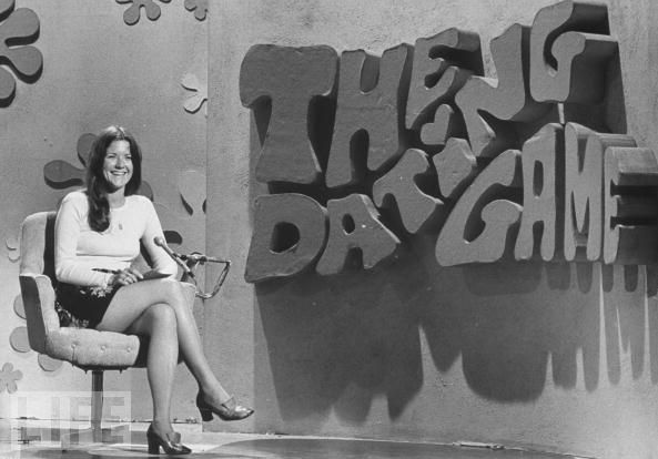 The dating game from the 70s