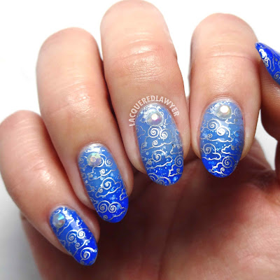 Cloud Conversion Nail Art