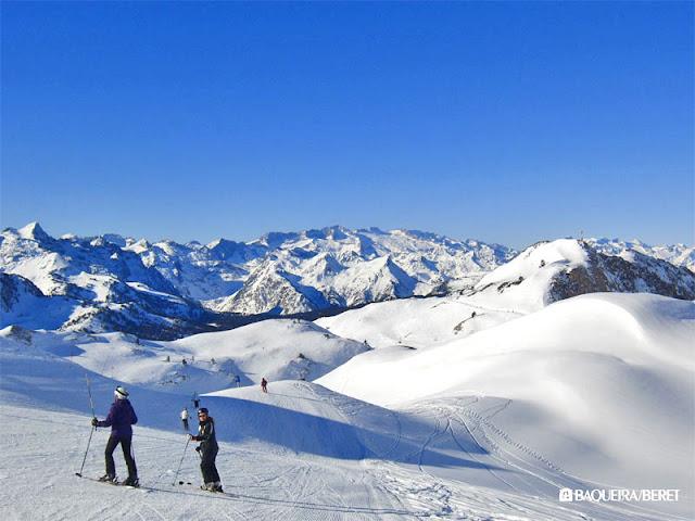 Baqueira Beret Pirineo Estaciones Esqui