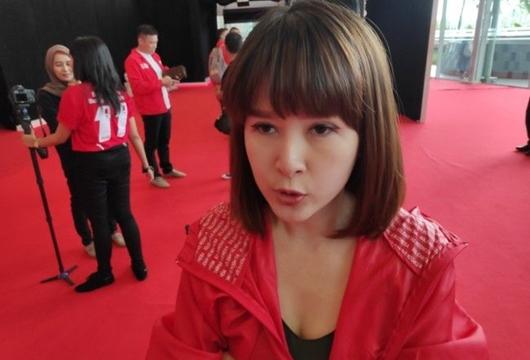 """Hoax Serang PSI, Grace Katakan """"Bakmi"""" Dipelesetkan """"Babi"""""""