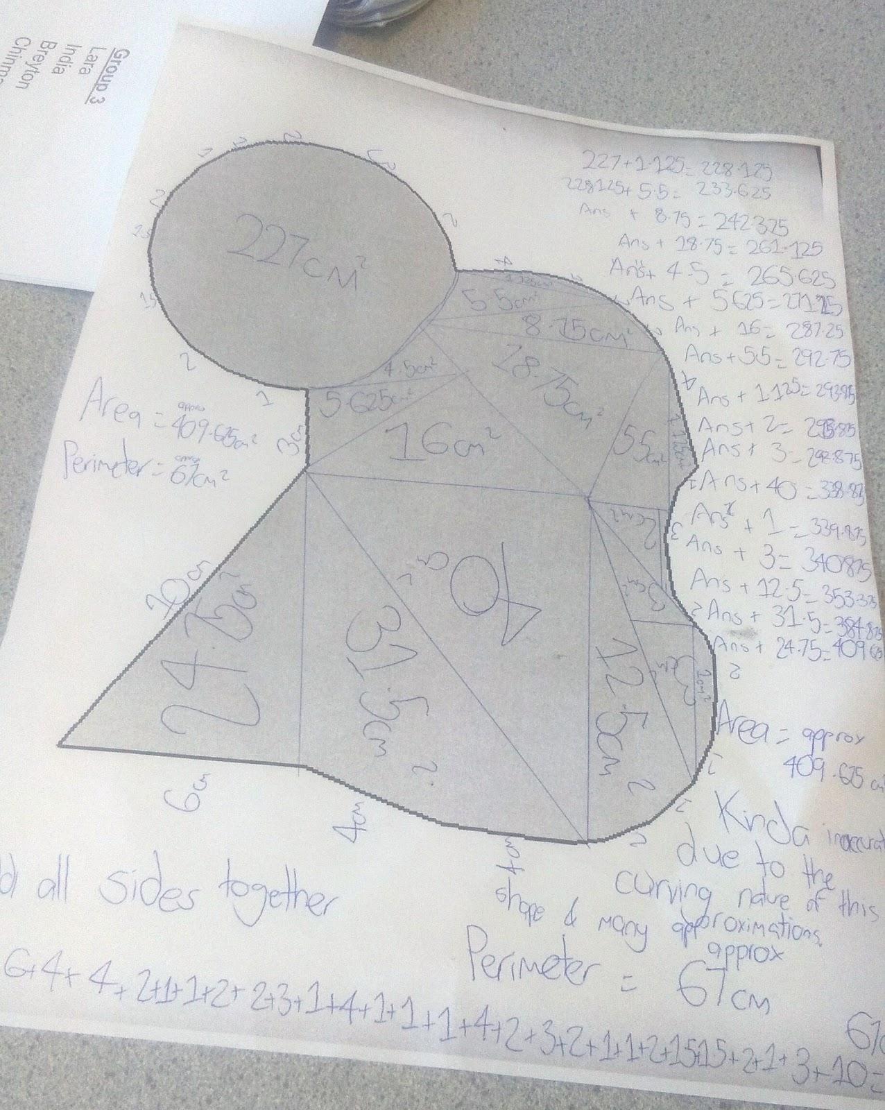 Kerwin Maass\' Maths Blog: A picture of my maths work