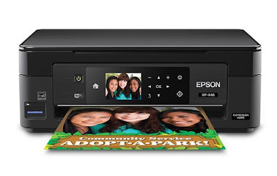 Epson XP-446 Review - Free Download Driver