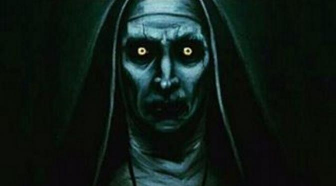 Who is Valak in The Conjuring 2 Movie ?? ~ Luth Clouds