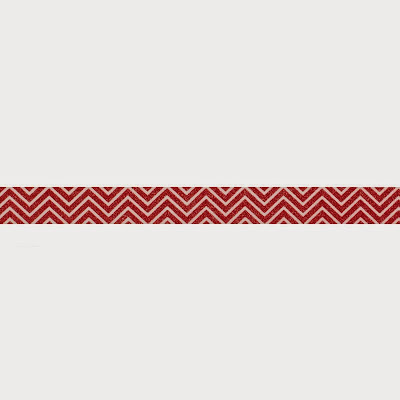Ruby Chevron Washi Tape
