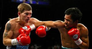 Manny Pacquiao versus Conor Mcgregor superfight