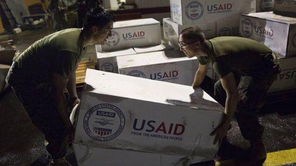 """Comida deshidratada de la """"ayuda humanitaria"""" de EE.UU. es nociva"""