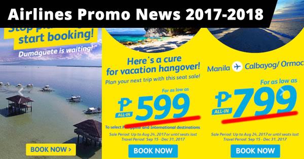 cebu pacific promo fare 2018