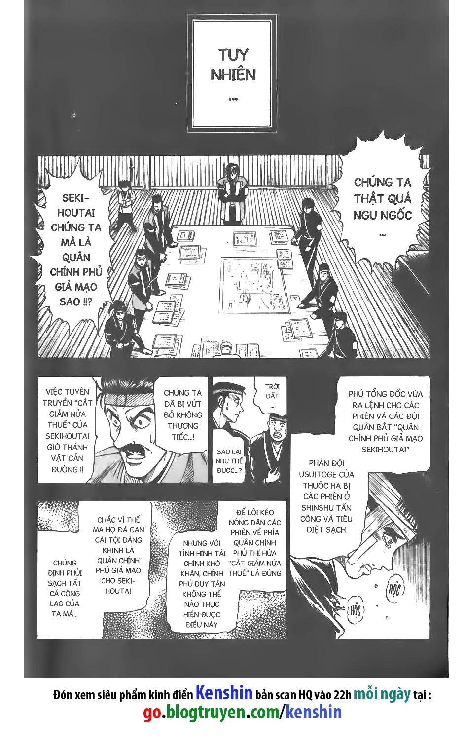 Rurouni Kenshin chap 7 trang 11