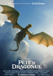 Pete si Dragonul dublat in romana