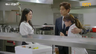 Sinopsis My Secret Romance Episode 4 - 1