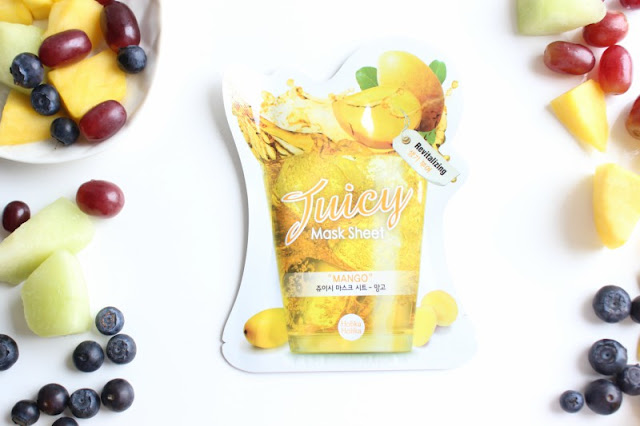 Holika Holika Juicy Sheet Masks Review