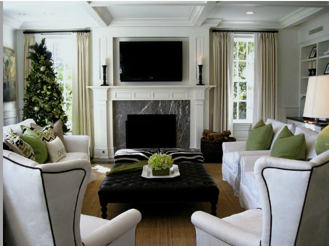 nice living rooms neat and nice idea | 1000+ images about Two sofas good idea?? on Pinterest ...