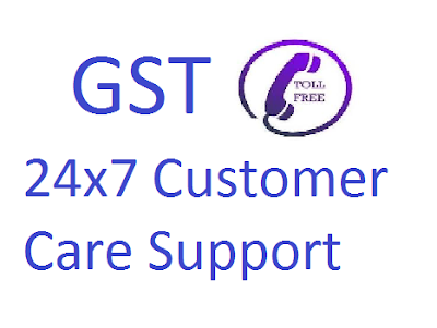 GST 24x7 Customer Care Support