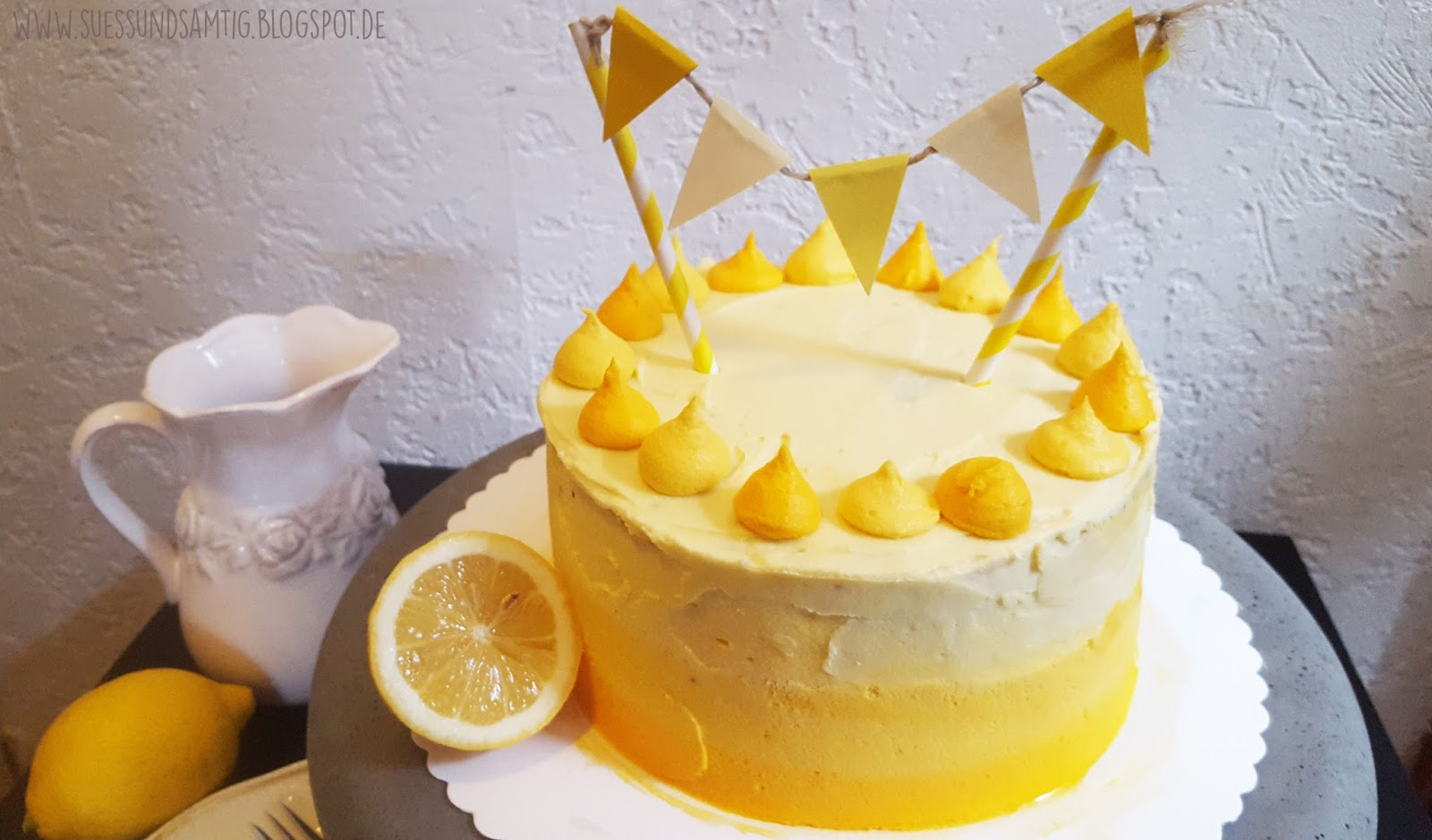 Recipe For A Lemon Cake To Die For