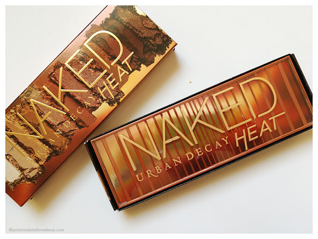 Palette Urban Decay Naked Heat