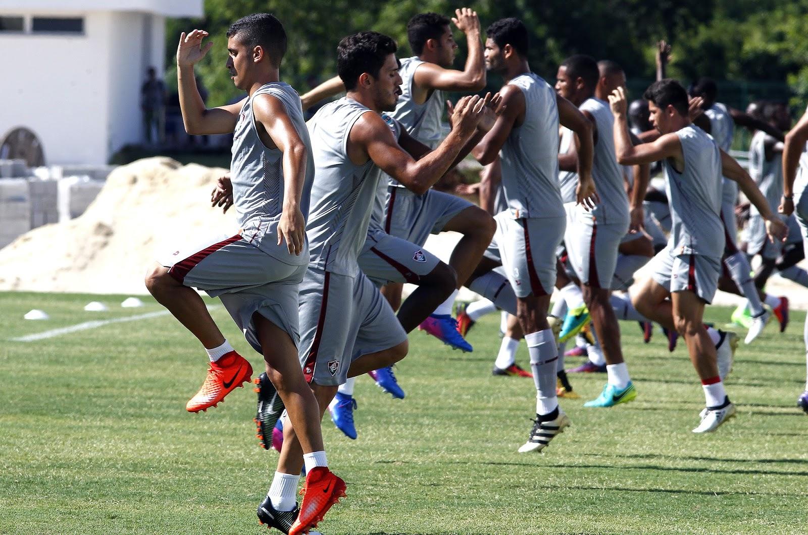Fluminense vem de melhor momento no campeonato estadual (Foto: Nelson Perez/Divulgação)
