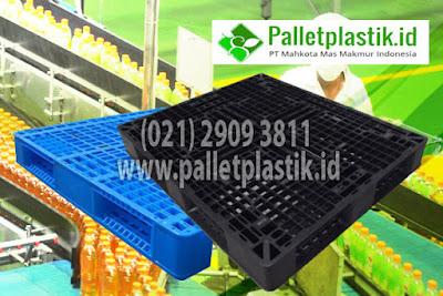 Efektifitas Pemakaian Pallet Plastik Bekas untuk Industri