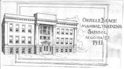 William Waters Oshkosh Architect: Oshkosh Schools 1901 to 1916