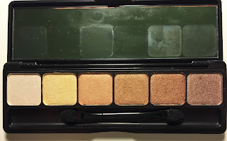 e.l.f. Prism Eyeshadow in Naked