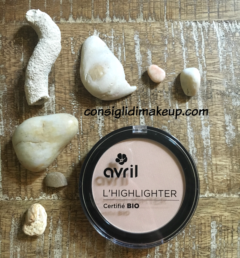 Highlighter Avril, l'illuminante eco cert!