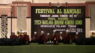 Mp3 Sholawat Ya Nabi Salam - Ala Sayyidina (Festival Al Banjari Asmoro Qondi 2016)