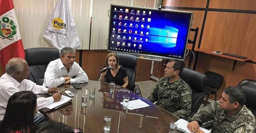 UNP: Estudiantes de la Universidad Nacional de Piura apoyarán acciones de emergencia