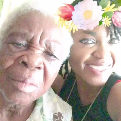 omoni oboli grandmother dead