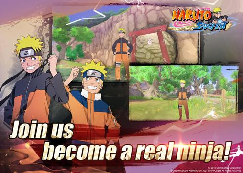 Download Naruto Slugfest Android Free