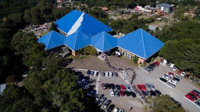 Feira espera atrair 100 mil visitantes e  vender 30% da produção anual de malhas