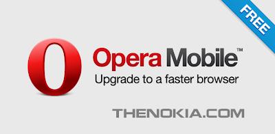 Opera mobile v 12 00 2258 S60v5 - Symbian^3 Anna Belle - Download