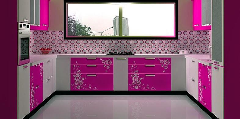 Modular kitchen kitchen interiors hettich kitchens - Indian kitchen design for small space ...