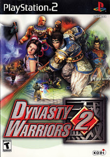Dynasty warriors 2 ps2