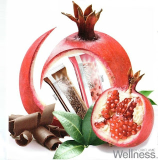 2 υπέροχες γεύσεις Super Berries-Ρόδι-Acai-Μύρτιλλα κομματάκια Σοκολάτας