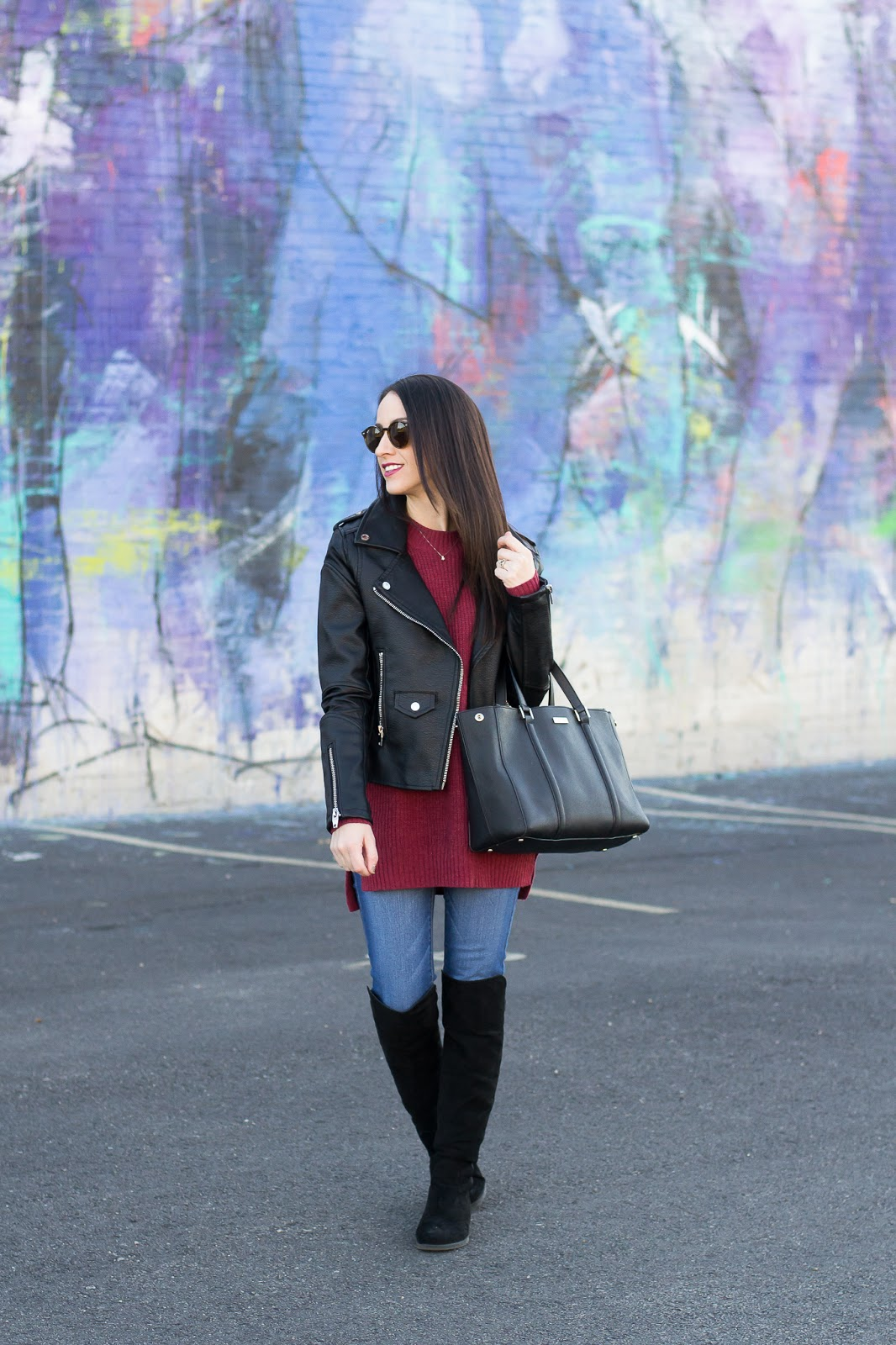 Why You Should Add a Faux Leather Jacket to Your Wardrobe