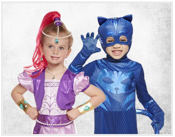 Couples Halloween Costumes Ideas for Child Couples
