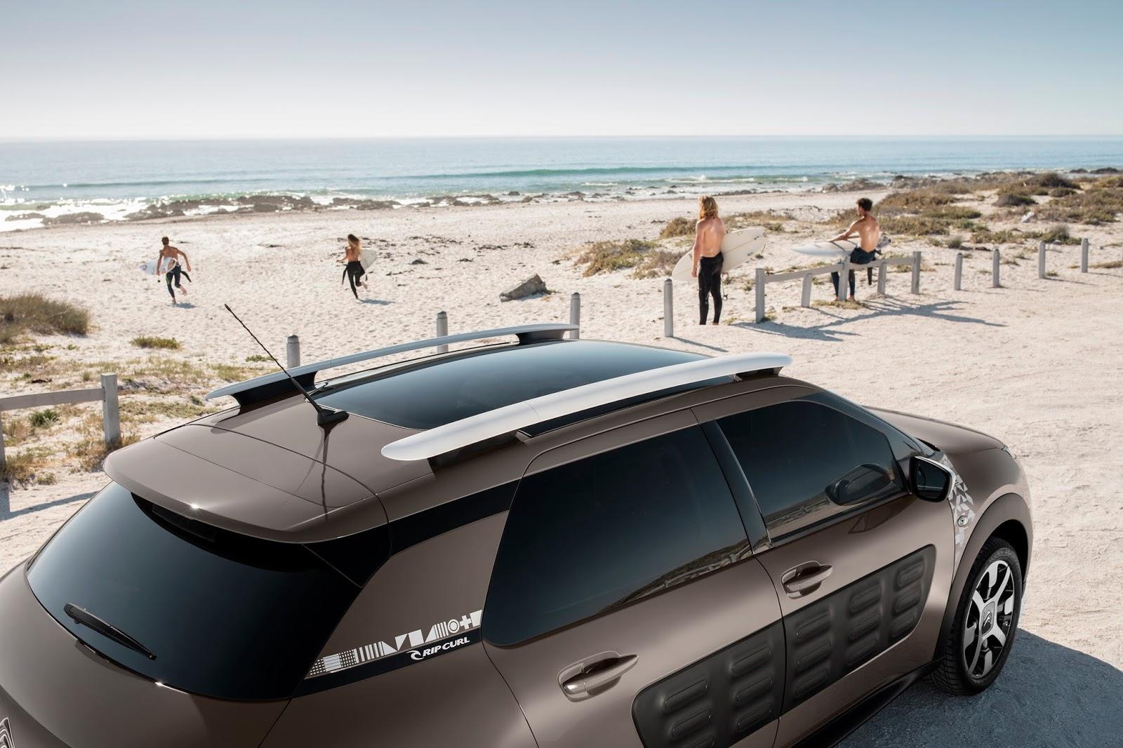 CL%2B16.015.006 Με 5 Παγκόσμιες Πρεμιέρες η Citroën Στο Σαλόνι Αυτοκινήτου της Γενεύης